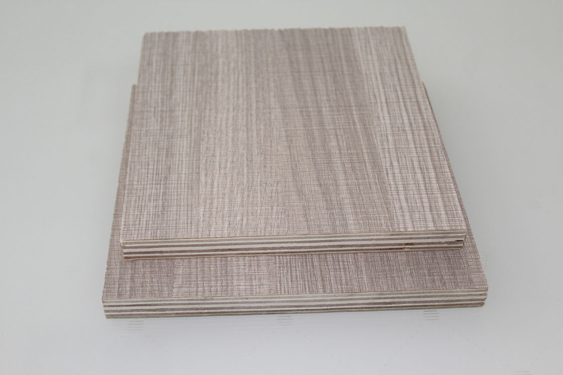 E1 Grade BB/BB Commercial Grade Plywood With Smooth Surface 2.5--20mm Thickness