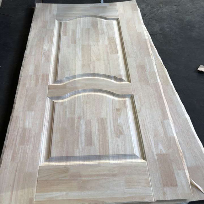 4mm Thickness HDF Wood Door Skins For Door Decoration , Long Life Time